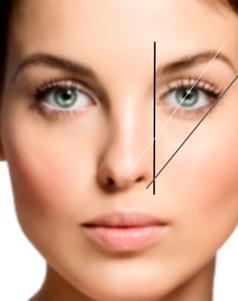 forma ögonbryn